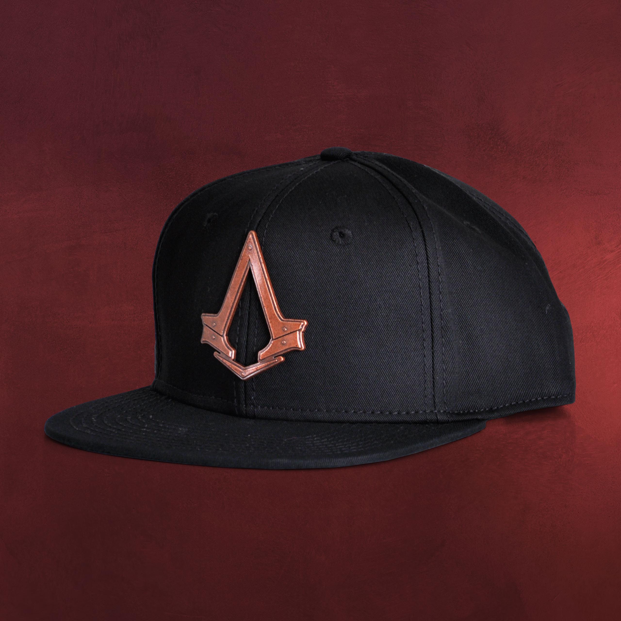 5150b77cf824a Assassins Creed - Syndicate Bronze Logo Snapback Cap