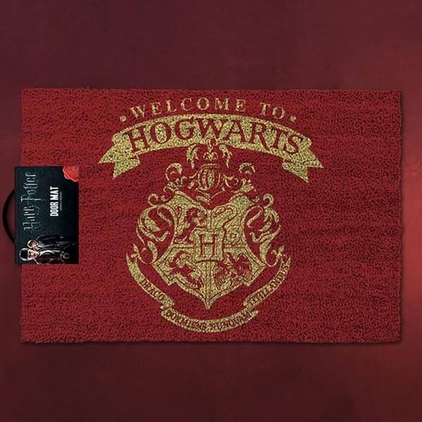 harry potter hogwarts wappen fu matte elbenwald. Black Bedroom Furniture Sets. Home Design Ideas