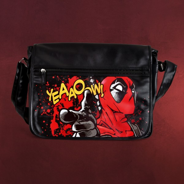 Deadpool - Boom College Tasche