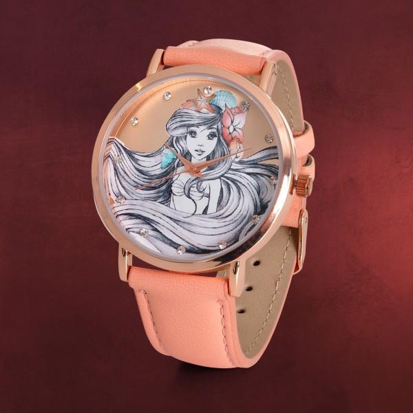 Arielle - Sketch Armbanduhr rosé