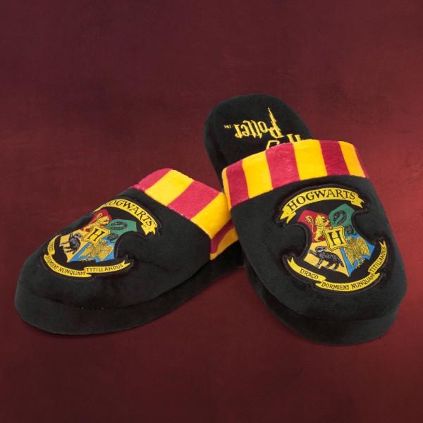 Harry Potter - Hogwarts Plüsch Pantoffeln Herren