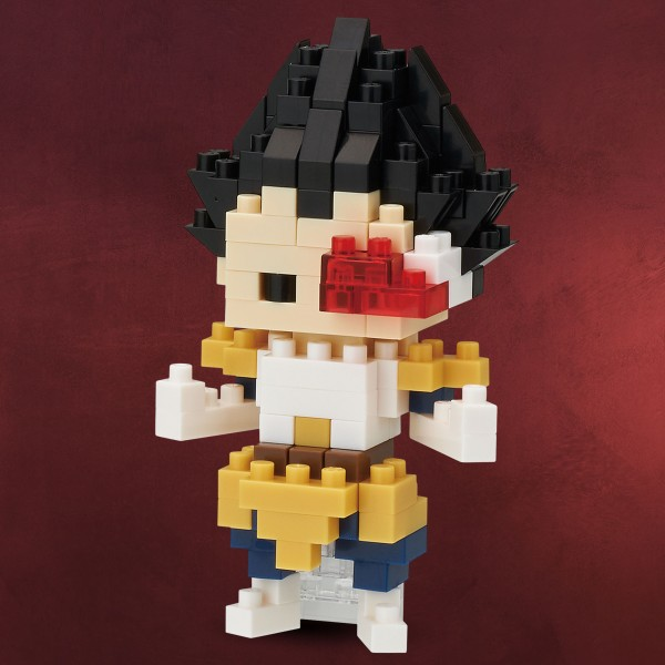 Dragon Ball Z - Vegeta nanoblock Mini Baustein Figur