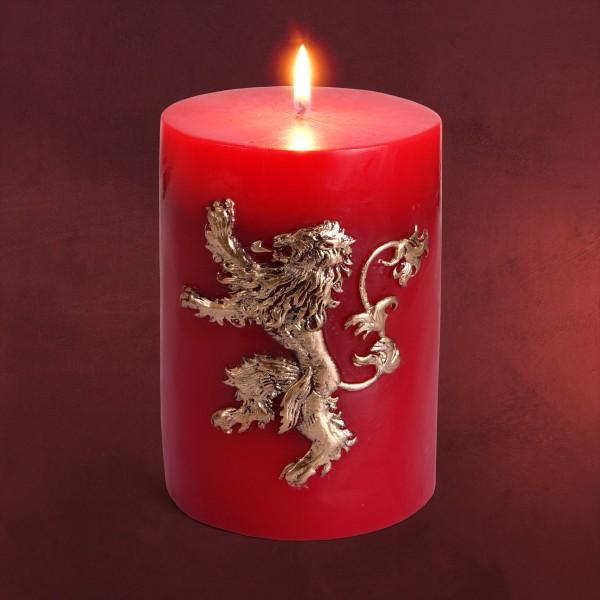 Game of Thrones - Lannister Wappen XL Kerze