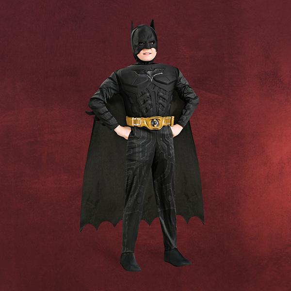 Batman - Kinderkostüm mit Muskeln