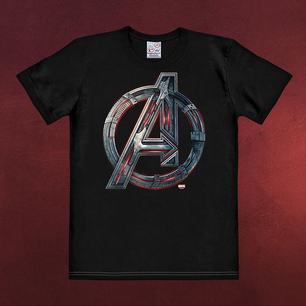 Avengers - Age of Ultron Industrial T-Shirt schwarz