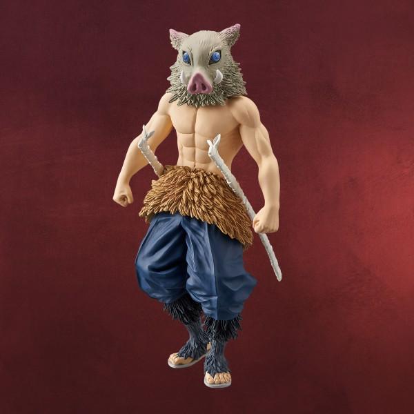 Demon Slayer - Inosuke Hashibira mit Maske Figur 16 cm