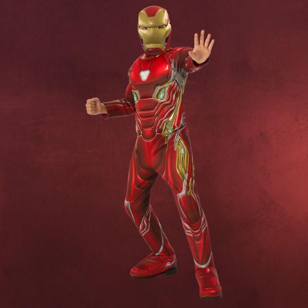 Iron Man - Avengers Infinity War Kostüm Kinder