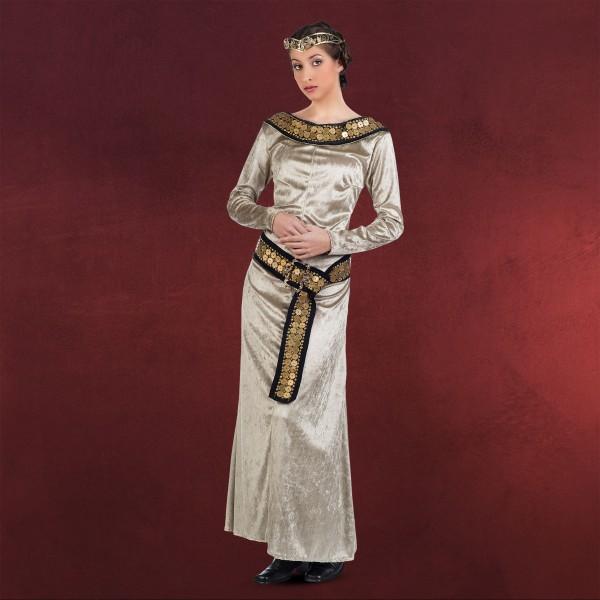 Mittelalterliche Prinzessin - Kostüm