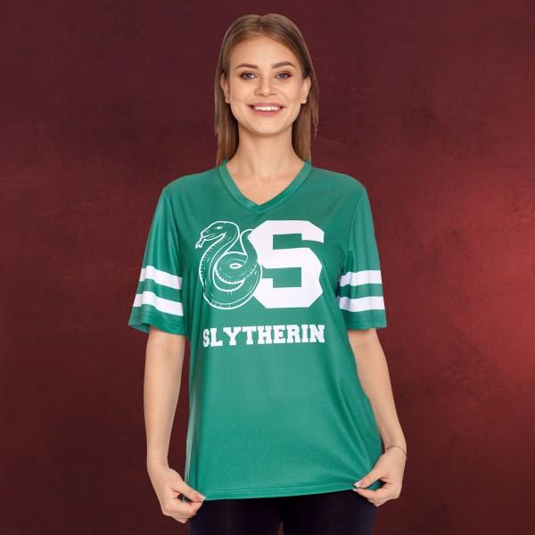 Harry Potter - Team Slytherin T-Shirt grün