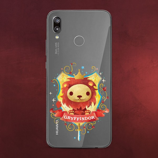 Harry Potter - Magical Gryffindor Huawei P20 Lite Handyhülle Silikon transparent