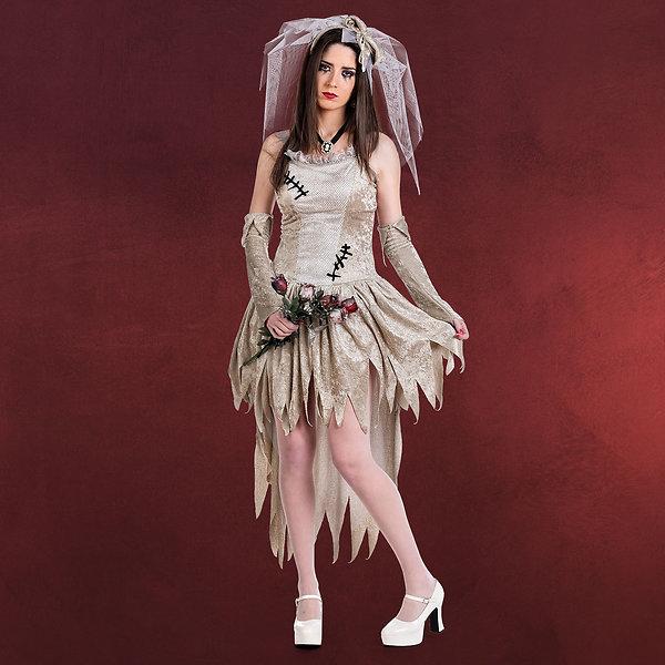 Todesbraut - Kostüm Damen