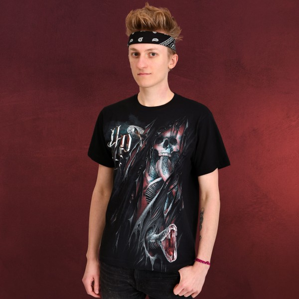 Harry Potter - Das Dunkle Mal T-Shirt schwarz
