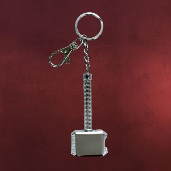 Thors Hammer Schlüsselanhänger mit Flaschenöffner