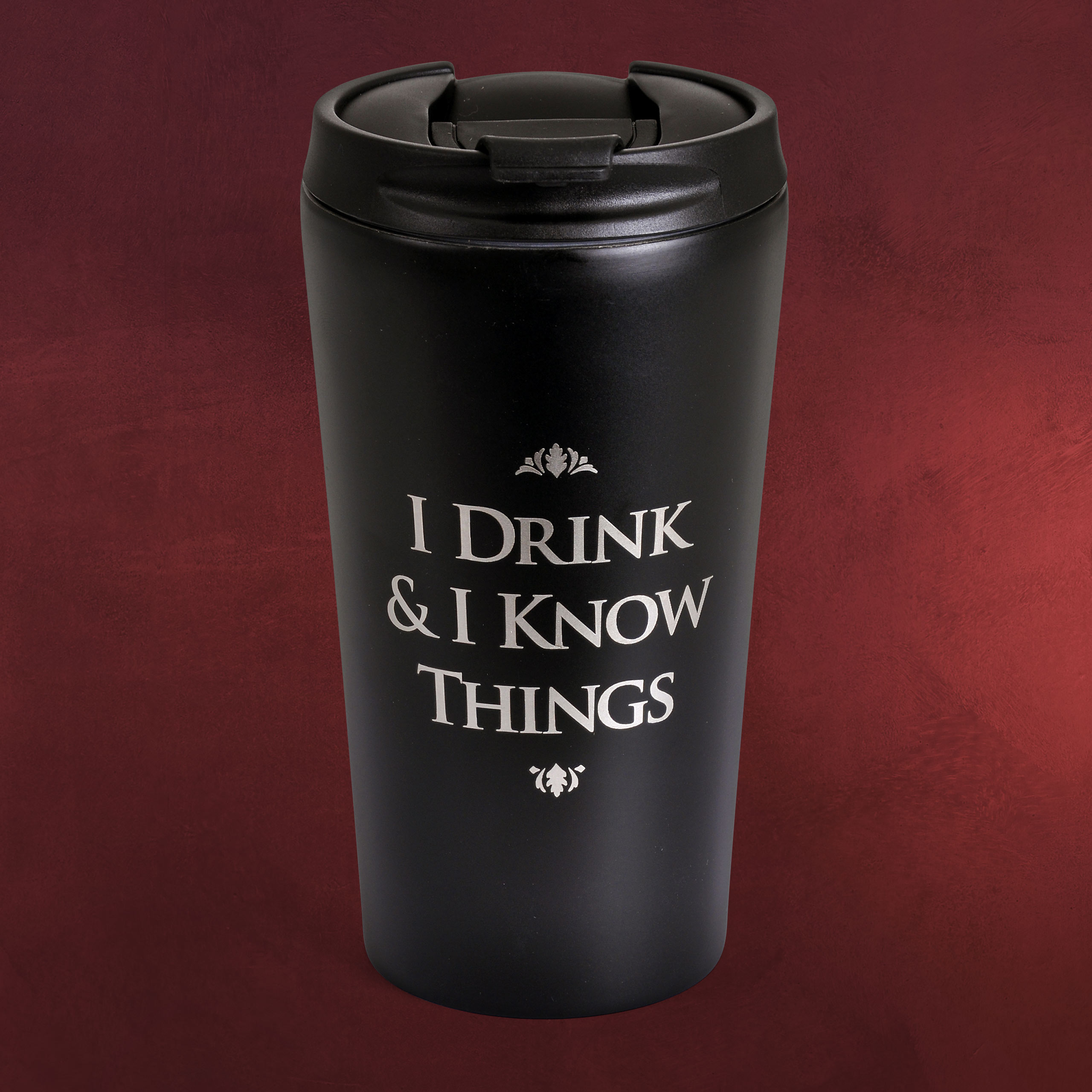 game of thrones drink and know to go becher elbenwald. Black Bedroom Furniture Sets. Home Design Ideas