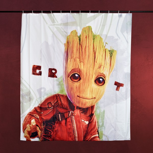 Guardians of the Galaxy - Groot Duschvorhang