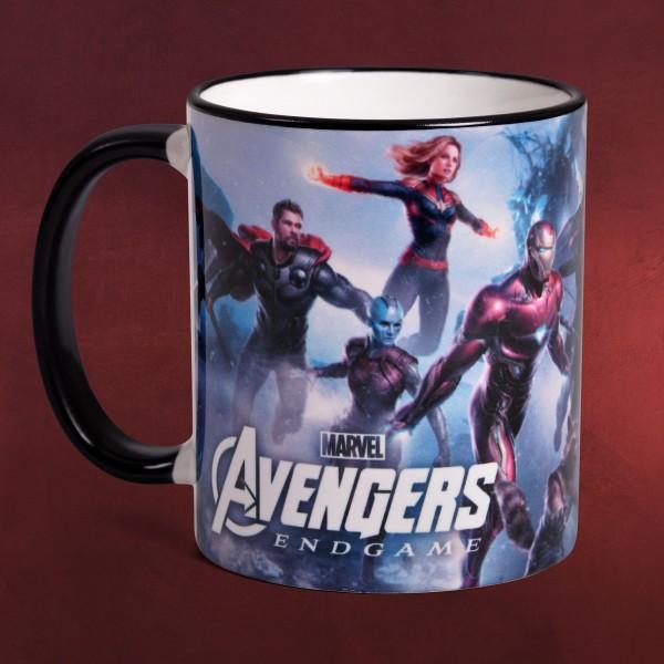 Avengers - Endgame Heroes Tasse