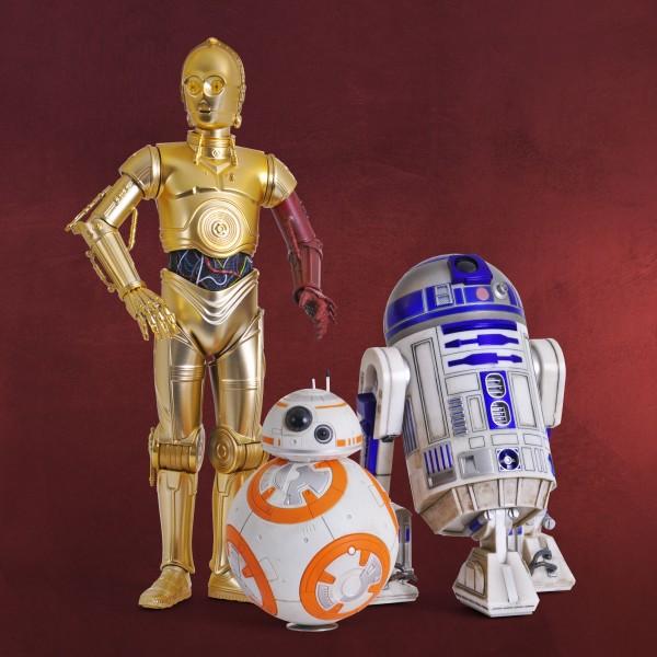 Star Wars - Droiden Figurenset