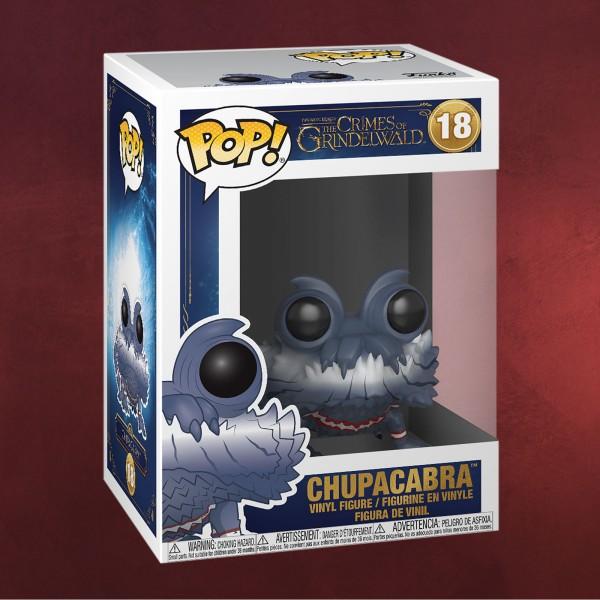 Chupacabra Funko Pop Figur - Phantastische Tierwesen