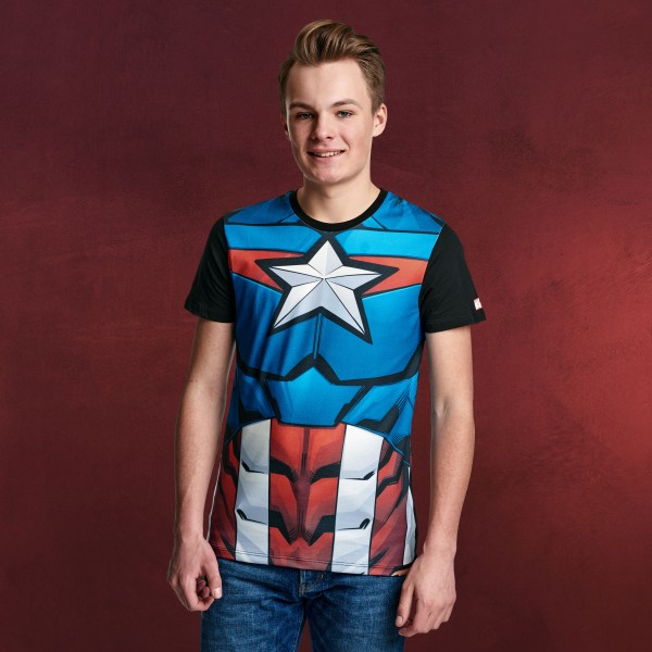 Captain America - Lookalike T-Shirt