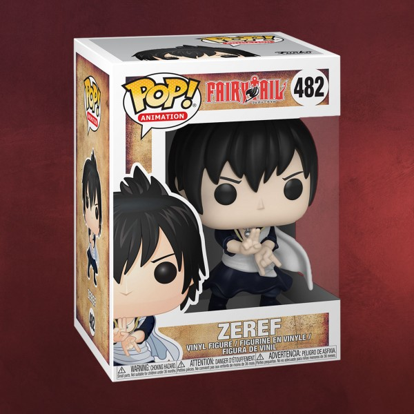 Fairy Tail - Zeref Funko Pop Figur