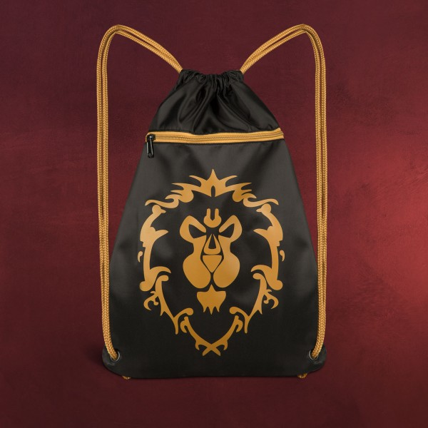 World of Warcraft - Alliance Logo Sportbag schwarz