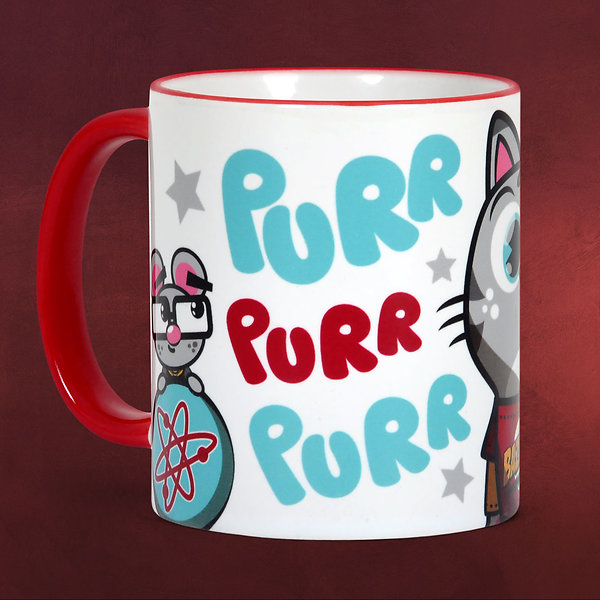 Big Bang Theory - Soft Kitty Tasse