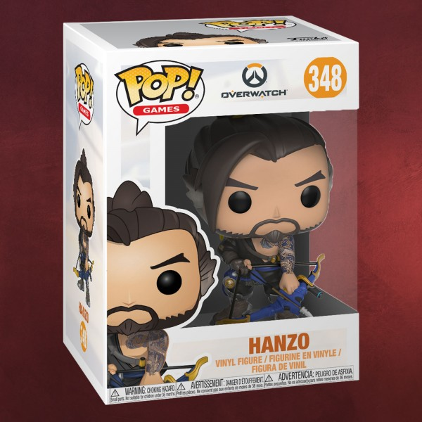 Overwatch - Hanzo Funko Pop Figur