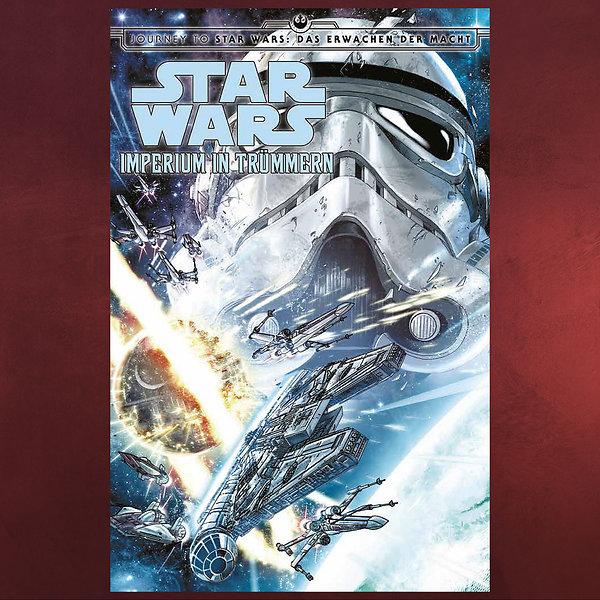 Star Wars Comics 89 - Imperium in Trümmern