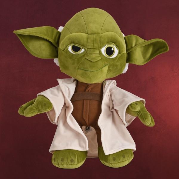 Star Wars - Yoda Plüsch Figur 45 cm