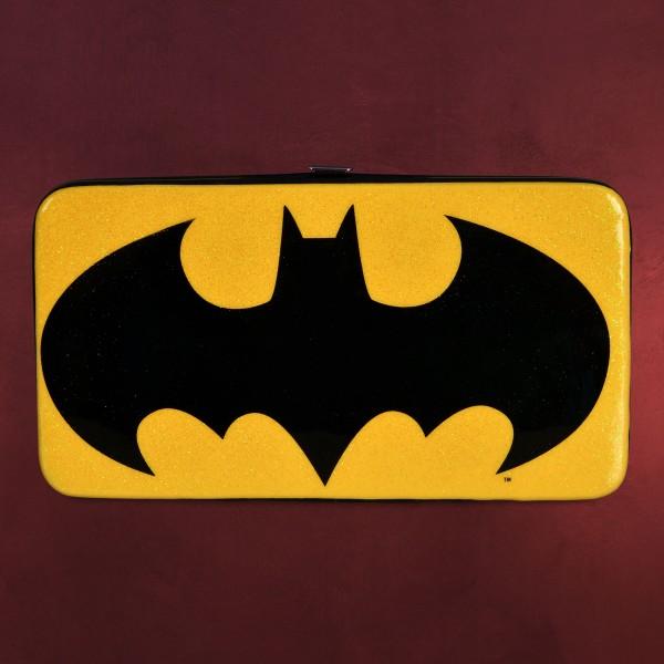 Batman - Logo Glitter Geldbörse
