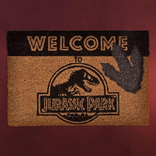 Jurassic Park - Logo Fußmatte