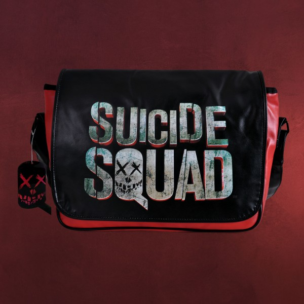 Suicide Squad - Logo Tasche