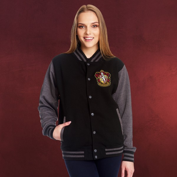 Harry Potter - Gryffindor Wappen College Jacke