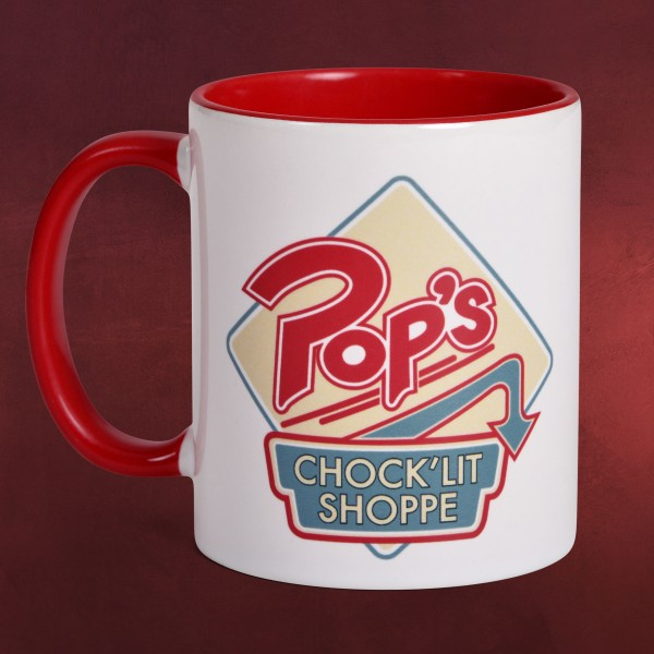 Riverdale - Pop's Chock'lit Shoppe Tasse