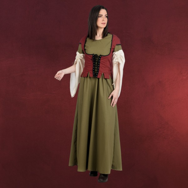 Mittelalter Maid Kostüm Damen