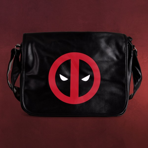 Deadpool - Logo College Tasche