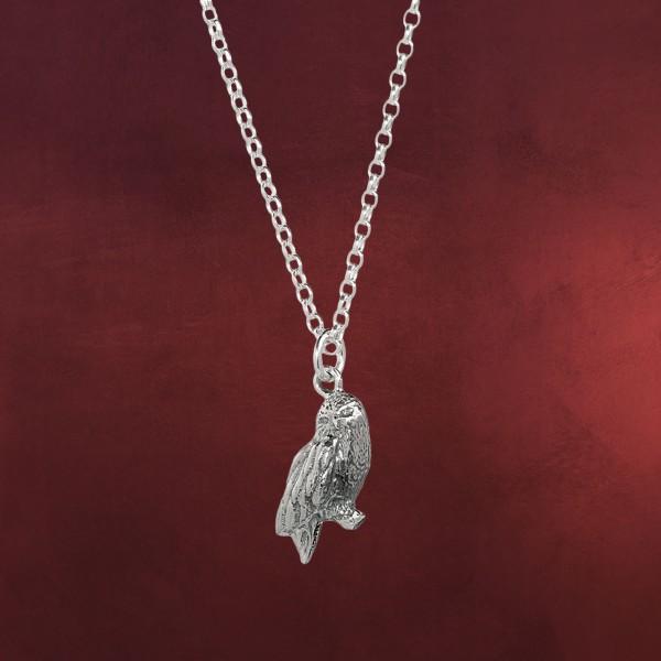 Harry Potter - Hedwig Kette silber
