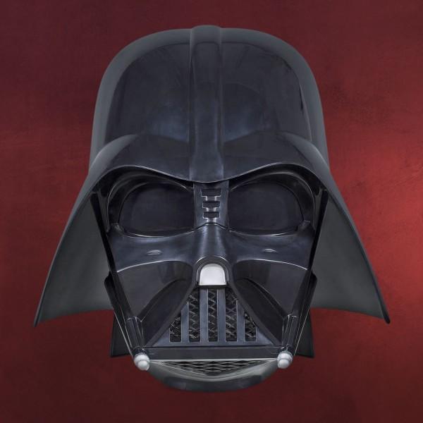 Star Wars - Darth Vader Helm Premium Replik mit Sound