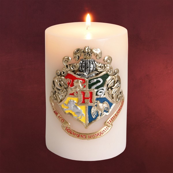 Harry Potter - Hogwarts Wappen XL Kerze