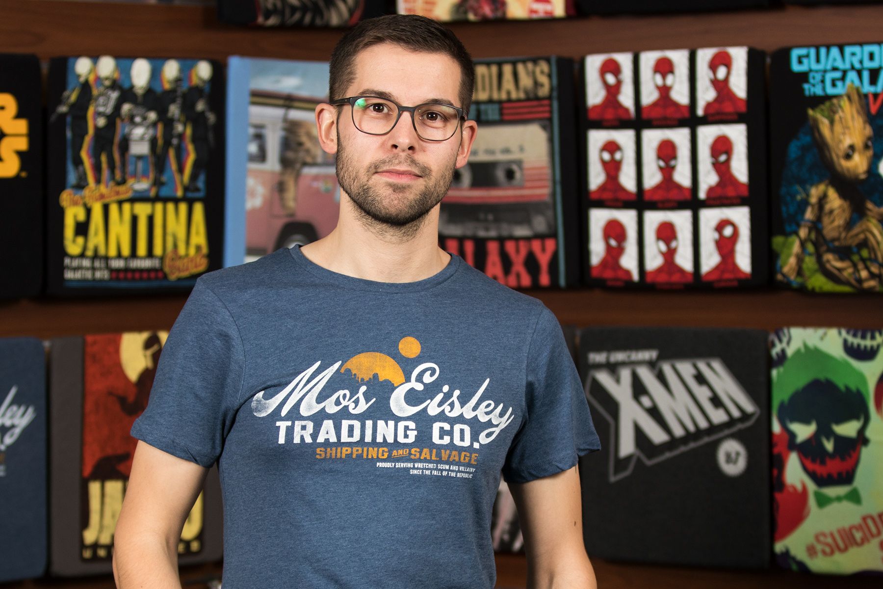 Tim Geschenketipp: Star Wars - Mos Eisley Shirt