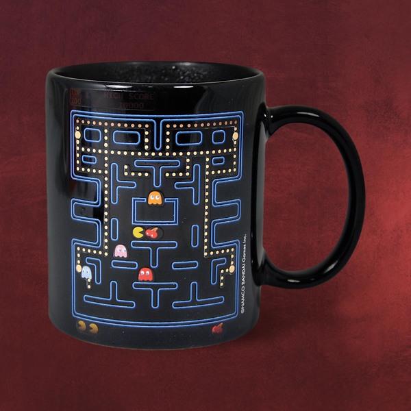 Pac-Man - Thermoeffekt Tasse