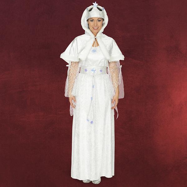 Eiskönigin Kostüm Damen
