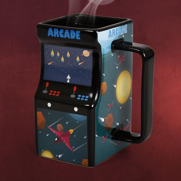 Arcade Thermoeffekt Tasse