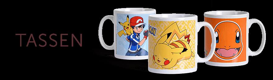 Pokemon Fanartikel Shop