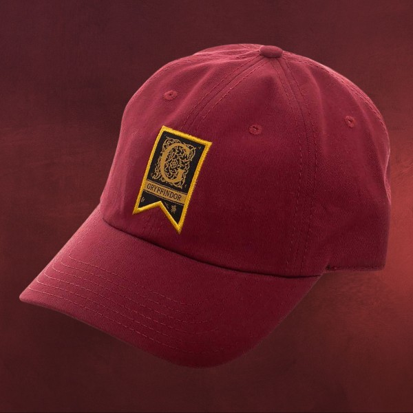 Harry Potter - Gryffindor Basecap rot