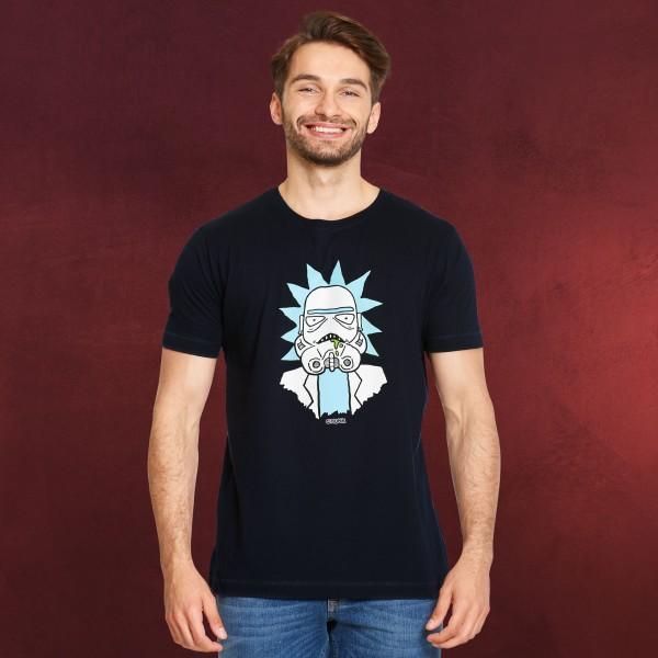 Imperial Rick Herren T-Shirt blau