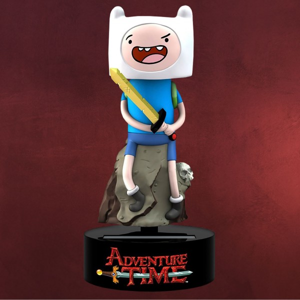 Adventure Time - Finn Solar Wackelfigur