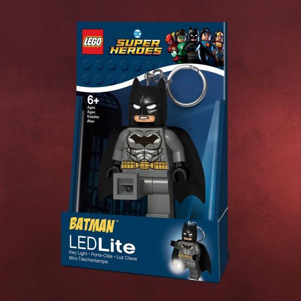 Batman - Super Heroes LEGO Schlüsselanhänger mit Licht
