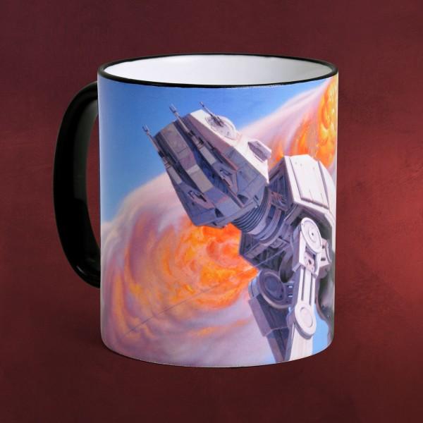 Star Wars - Duell auf Hoth Tasse - Past Moments