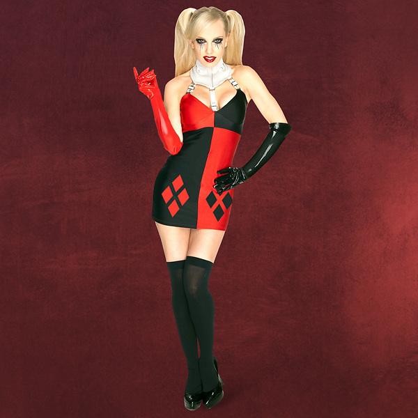 Harley Quinn - DC Comics Kostüm Damen